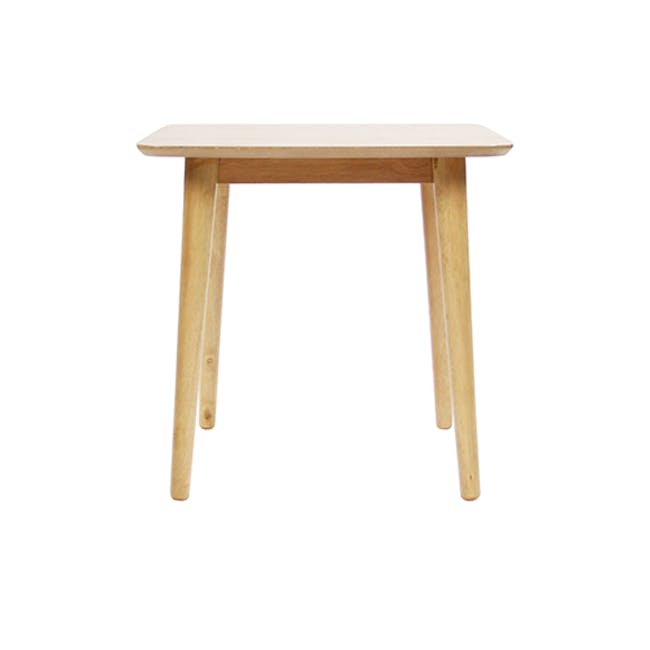 Blythe Side Table - Oak - 1