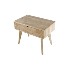 Ruri Ash Drawer Side Table