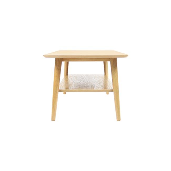 Blythe Coffee Table - Oak - 4