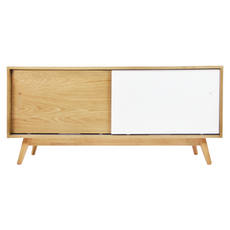 Copenhagen TV Console - Natural