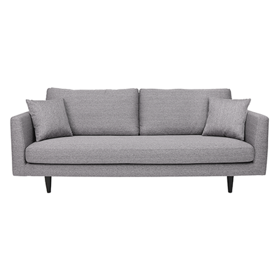 Colin 3 Seater Sofa - Grey - Image 1