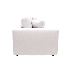 Santorini 3 Seater Sofa - Light Grey