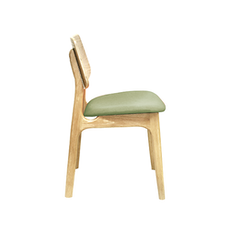 Amsterdam Dining Chair - Olive