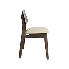 Milan Dining Chair - Cream