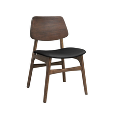 Milan Dining Chair - Black