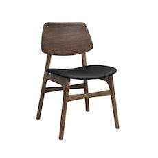 Milan Dining Chair - Black