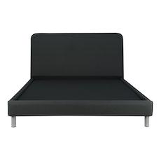 Rio Bed - Ash Black (Fabric)