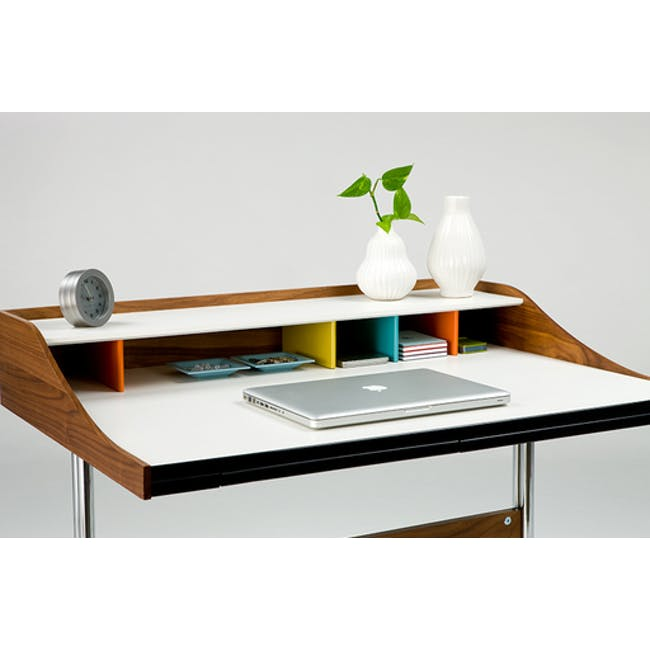 Nelson Swag Leg Study Desk Replica - 1