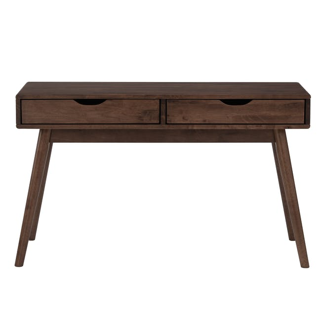 Lamar Console Table 1.2m - Walnut - 0