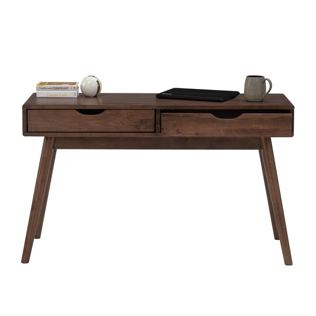 Lamar Console Table 1.2m - Walnut - 6
