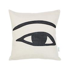 Left Eye Cushion Cover