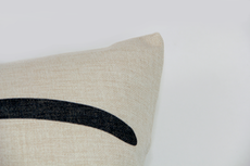 Left Eye Cushion Cover