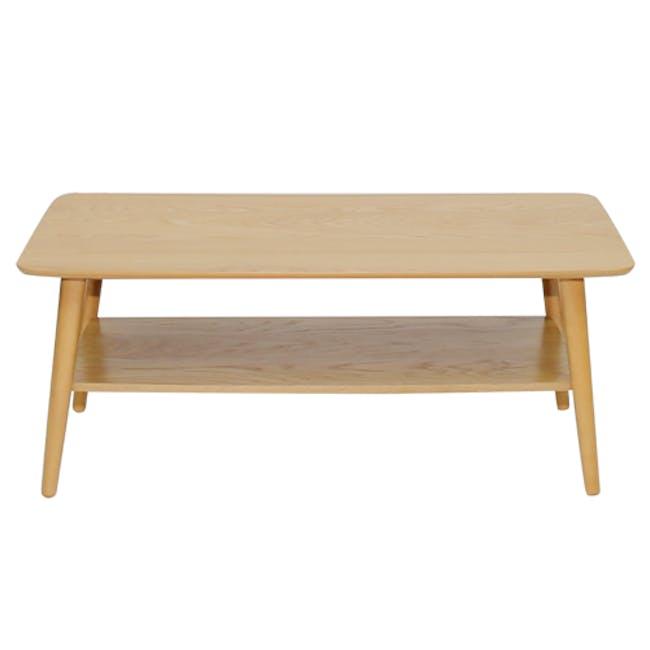 Blythe Coffee Table - Oak - 3