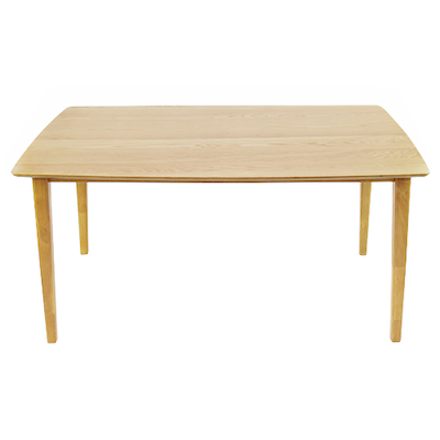 Koa 6 Seater Dining Table - Image 2