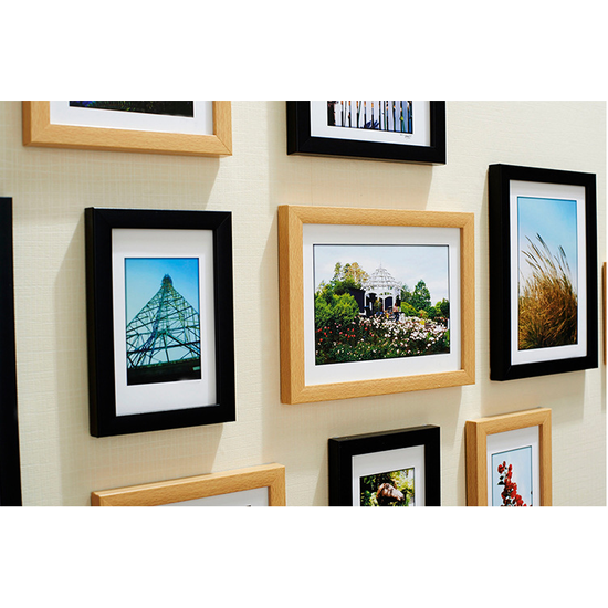 A2 Size Wooden Frame - Natural