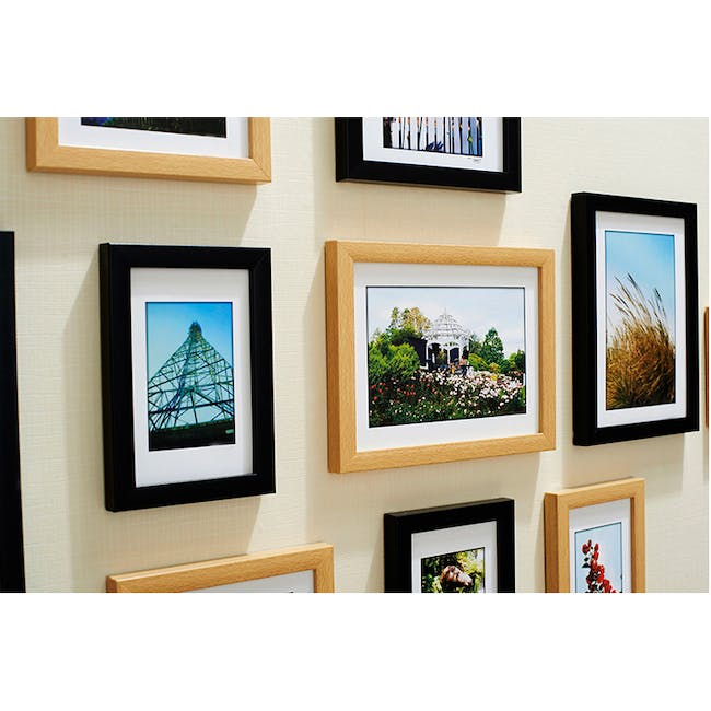 A3 Size Wooden Frame - Natural - 4