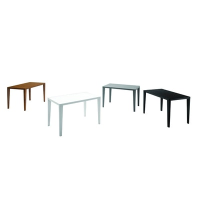 (As-is) Floyd 6 Seater Dining Table - Snow