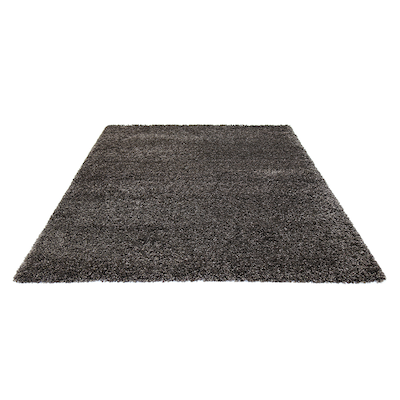 Nuage Shaggy Rug - Greyish Brown
