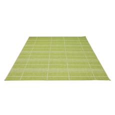 Essenza Plaid Rug - Green