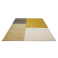 Picasso Carpet - Block Yellow