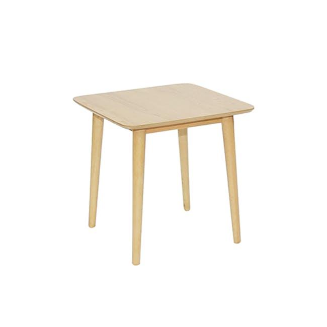 Blythe Side Table - Oak - 3