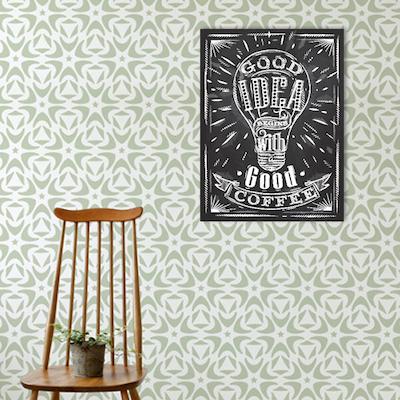 Good Idea Print Poster