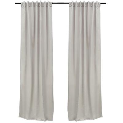 Tuli Curtain (Set of 2) - Grey
