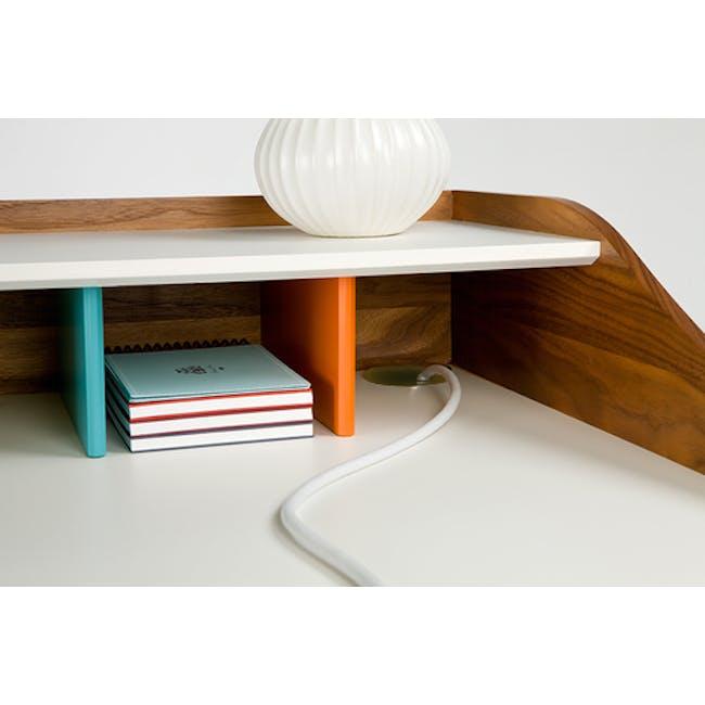 Nelson Swag Leg Study Desk Replica - 3