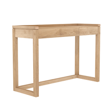 Ethnicraft Oak Frame PC Console