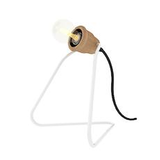 Universo Positivo Wattman Lamp - White