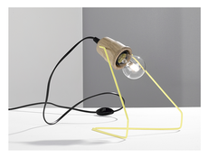 Universo Positivo Wattman Lamp - Yellow