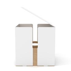 Universo Positivo Box Lamp - White