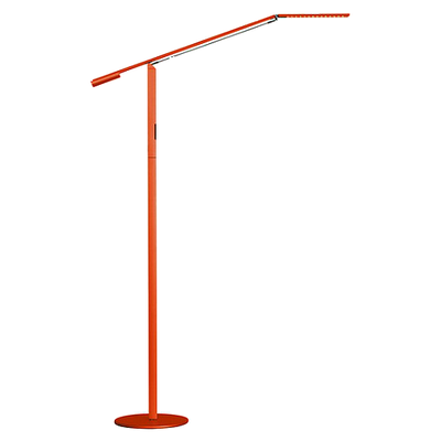 Equo Floor Lamp – Orange - Image 2