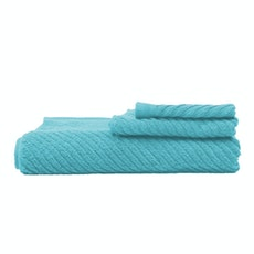 EVERYDAY Towel Set - Teal Green