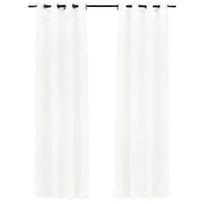 Tuli Curtain (Set of 2) - Ivory