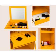 Frigo Fridge Dresser - Yellow