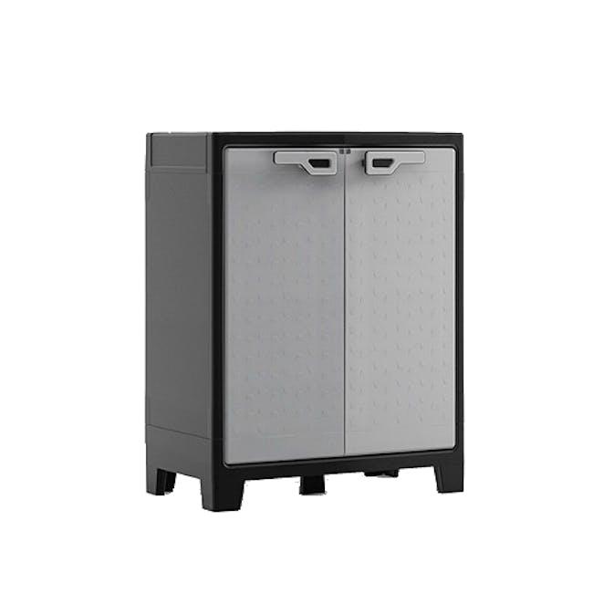 Titan Low Outdoor Cabinet - 0