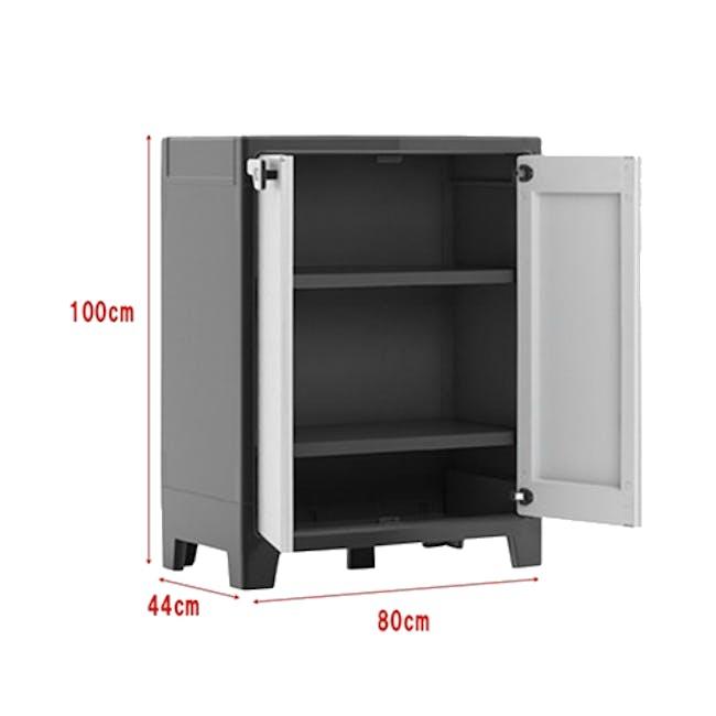 Titan Low Outdoor Cabinet - 7