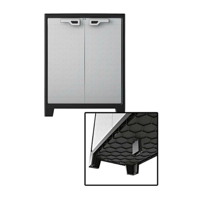 Titan Low Outdoor Cabinet - 2
