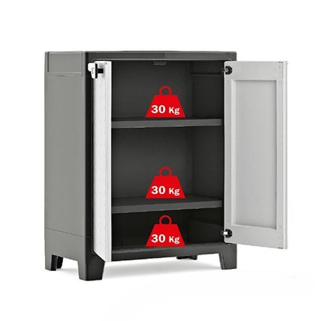 Titan Low Outdoor Cabinet - 1