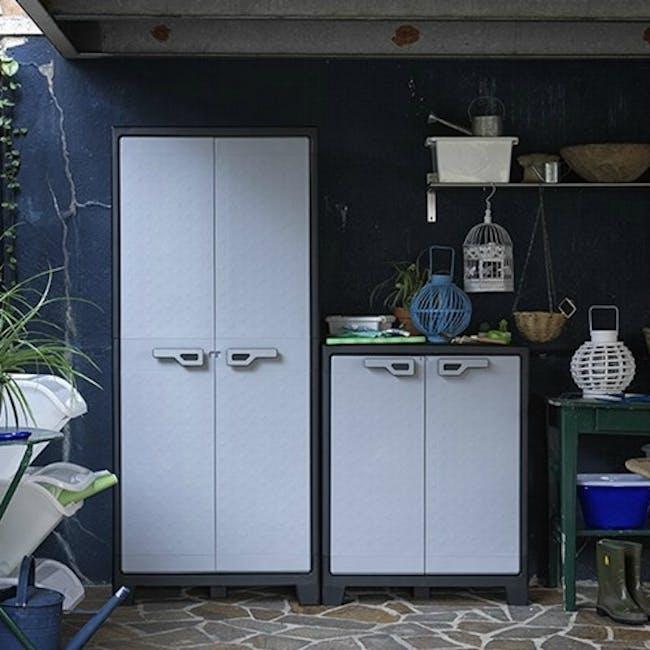 Titan Low Outdoor Cabinet - 4