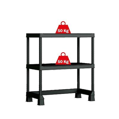 Shelf Tribac Open Base