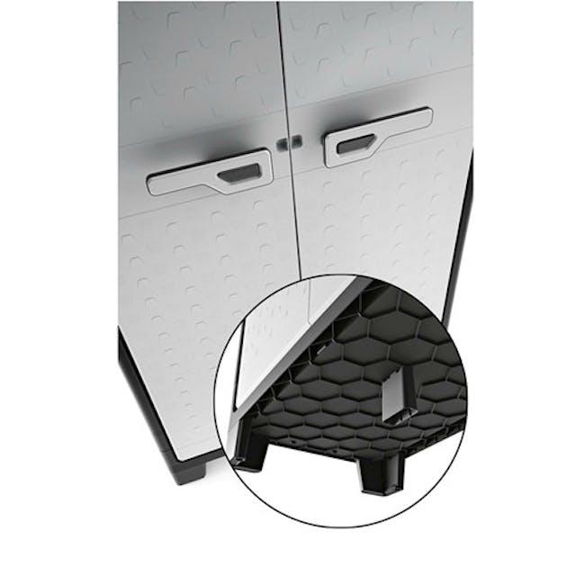 Titan Utility OutdoorCabinet - 3
