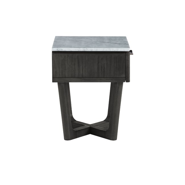 Carson Marble Bedside Table - 5
