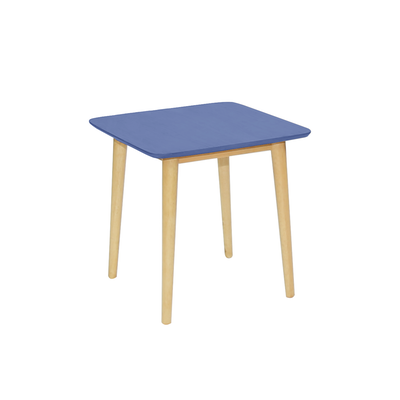 Blythe Side Table - Dusty Blue