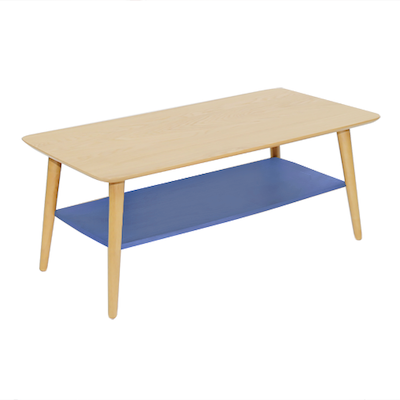 Blythe Coffee Table - Dusty Blue - Image 2