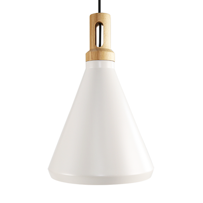 Hanging Conical Lamp - Image 2