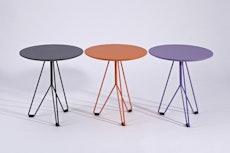 Rocket Side Table - Purple