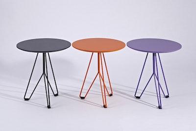 Kalo Rocket Side Table - Purple - Image 2