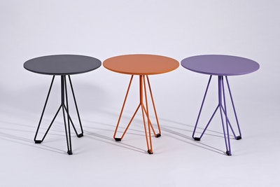 Kalo Rocket Side Table - Purple